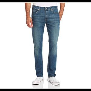 Levi 511 Slim Stretch Jeans